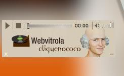 Web Vitrola do Nei Lisboa