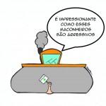 A MARCHA DA MACONHA E A REPRESSÃO, QUE SEMPRE APARECE POR LÁ