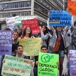 15-O, UNIDOS PELA MUDANÇA GLOBAL