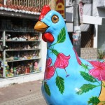 O OLHAR ESTRANGEIRO DE NATÁLIA FLORES