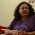 """LOLA ARONOVICH: """"NÃO CONSIGO DESVINCULAR O FEMINISMO DE OUTRAS LUTAS SOCIAIS"""""""