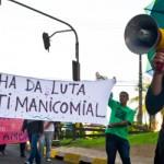 II Marcha da Luta Antimanicomial de Santa Maria:  bem-vindo ao meu delírio