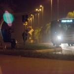Folhas do vento norte. (I) Ônibus noturno