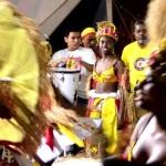 Essa Kizomba é grito negro de revolta e de alegria