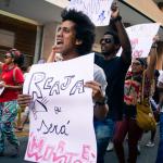 Marcha contra o genocídio: pela vida dos jovens negros