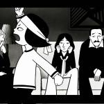 Persépolis: guerra e resistência nos quadrinhos